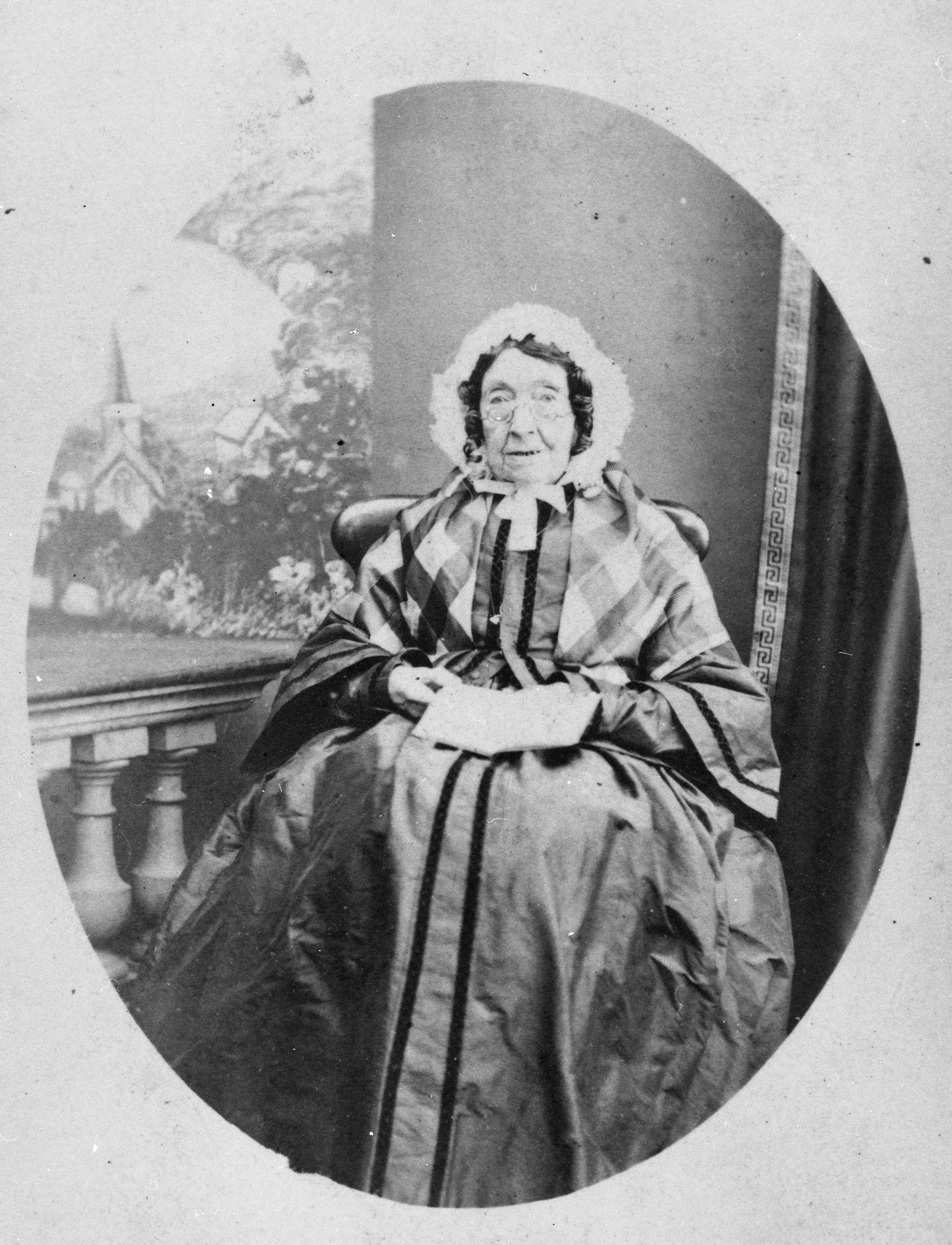 Mary Ann McCracken