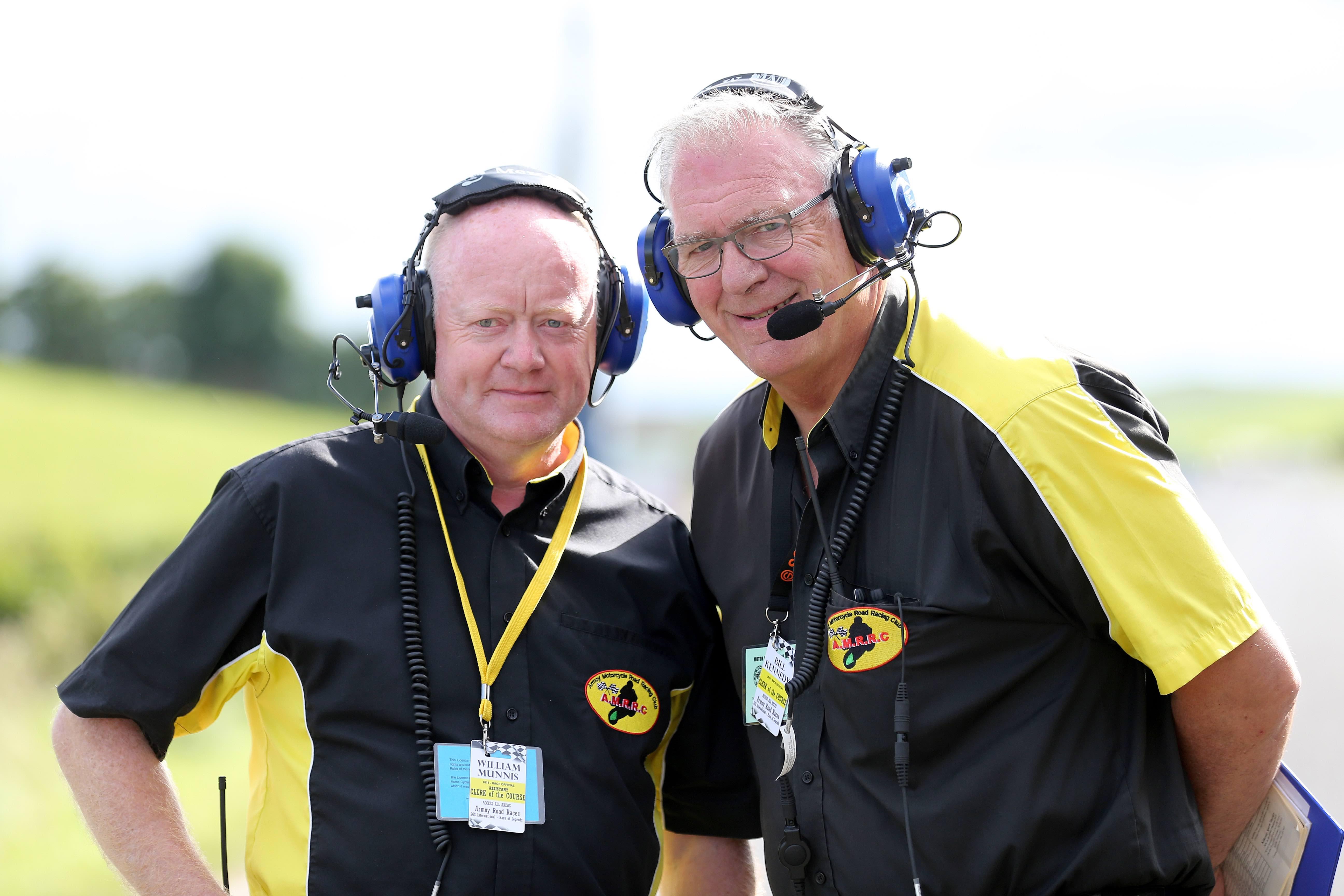 William Munnis and Bill Kennedy