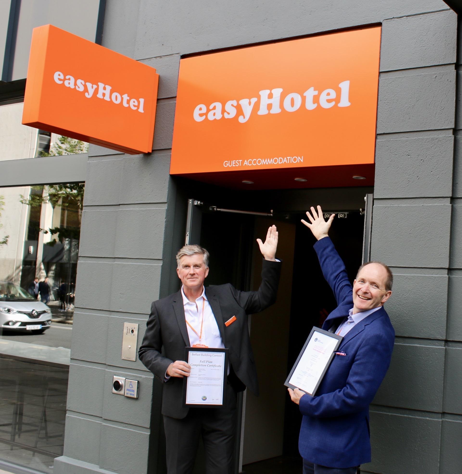 easyHotel Belfast